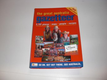 The Great Australia Gazetteer