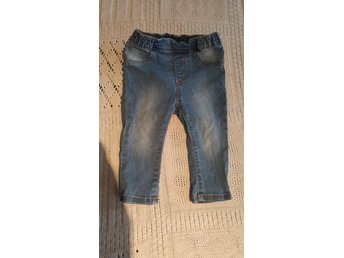 Jeans - H&M - baby - stl 74