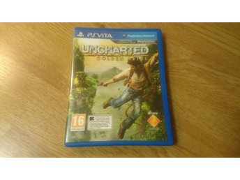 Uncharted Golden Abyss - Playstation Vita - PS Vita