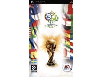 PSP - Fifa World Cup : Germany 2006 (Beg)