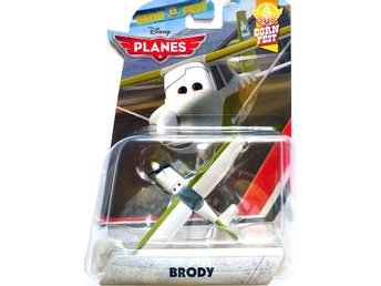 Brody - Disney Planes 2 Original Metal