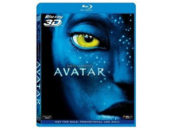 Avatar 3D (James Cameron) - Bluray Blu-Ray