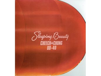 CHEECH & CHONG - SLEEPING BEAUTY (GATEFOLD) LP