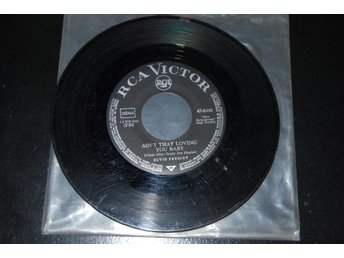 "ELVIS PRESLEY ""AINT THAT LOVING YOU BABY"" 47-8440"