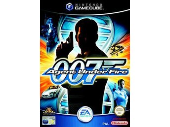 James Bond 007 - Agent Under Fire - Nintendo Gamecube
