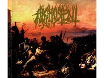 ARGHOSLENT-Incorrigible Bigotry [Digi-CD] 2002/2009 Ny! Black Death Metal