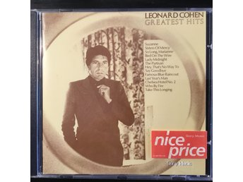 Leonard Cohen -Greatest Hits