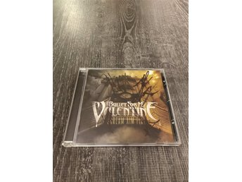 Bullet For My Valentine *SIGNERAT* - Scream Aim Fire - CD Album