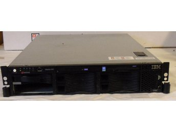 IBM xSeries 345 2U - XEON 2.8GHz, 1024mb MEM, 34GB SCSI