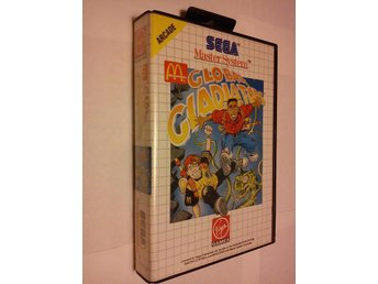 Master System: Global Gladiators