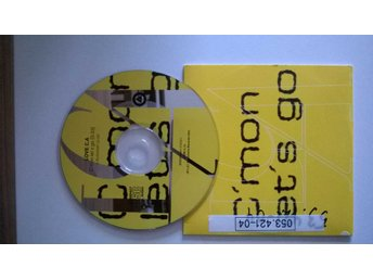 Love C.A - C'mon let's go, single CD