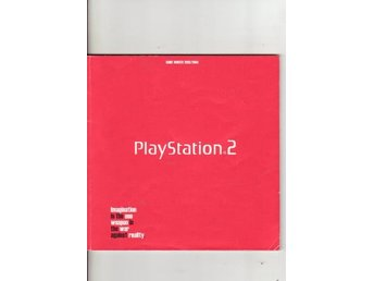Guide Winter 2003/2004 - Playstation 2