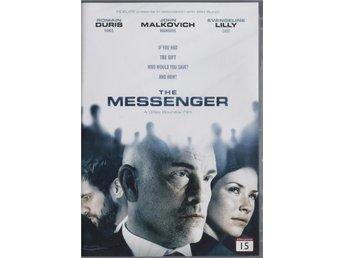 The Messenger - 2008 - DVD - NEW - John Malkovich - Norwegian Editon - Bålsta - The Messenger - 2008 - DVD - NEW - John Malkovich - Norwegian Editon - Bålsta