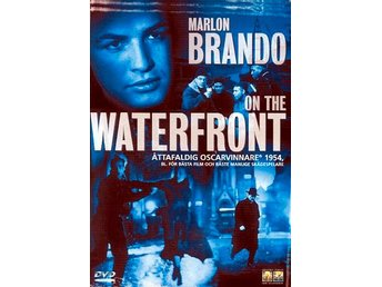 On the waterfront / Storstadshamn (1954) Elia Kazan med Marlon Brando