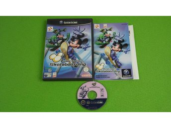 Disney Sports Skateboarding KOMPLETT GameCube Game Cube