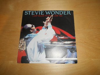 "Vinyl 7"" -  Stevie Wonder - 19kr"