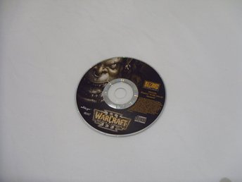 Warcraft III Blizzard Mac PC CD ROM spel strategi/action Macintosh PC Windows
