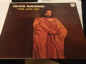 "DEMIS ROUSSOS ""FIRE AND ICE"" SKICK MVG"