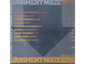 Various title* Bassment Noize* Club,House,Freestyle, Acid House, Garage House LP