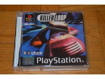 Killer Loop - Playstation PS1