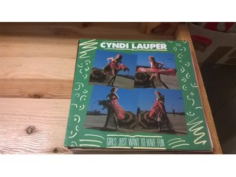 Cyndi Lauper - Girls Just Want To Have Fun, EP