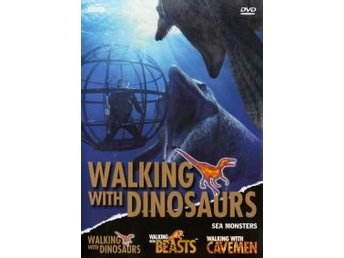 DVD - Walking with Dinosaurs: Sea Monsters (BBC) (Beg)