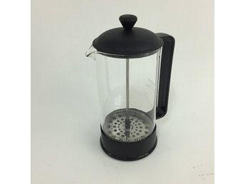 Bodum, Kaffepress, Transparent/Svart