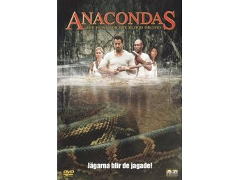 DVD - Anacondas : Hunt for the Blood Orchid (Beg)