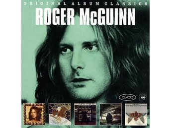 McGuinn Roger: Original album classics 1973-77 (5 CD)