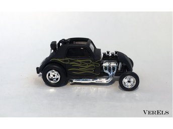 1:64, Fiat Topolino altered dragster, Greenlight Motor World, ej Hot Wheels