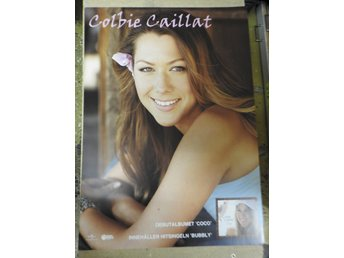 Poster Colbie Caillat i toppskick