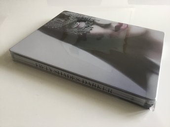 Fifty Shades Darker - Limited Steelbook (Blu-ray)