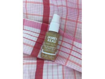 James read - gradual tan h2o illuminating tan mist body 30ml