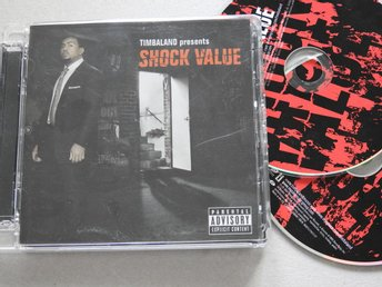 Timbaland presents Shock Value CD (Dubbel)