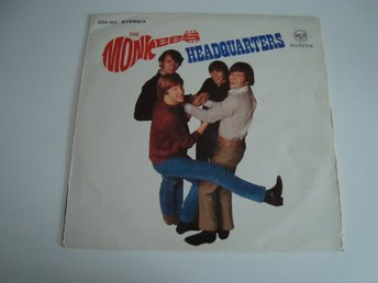 The Monkees Headquaters  Germany 1:A Press  1967