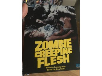 Zombie creeping flesh - Hell of the living dead. 88 films