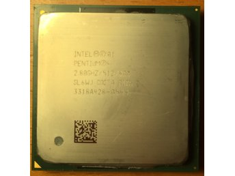 Processor Intel P4 2.8GHz (SL6WJ)