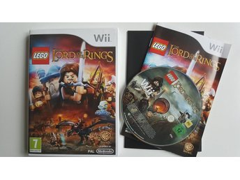 LEGO The Lord of the Rings -  Wii / WiiU