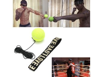 IPRee Fight Ball Boxing Speed Ball With Head Band For Ref...
