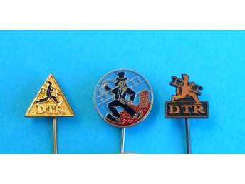 SOTARE .....CHIMNEY-SWEEPER ( Chimney Sweep - Chimney Man ) - lot of 3. old pins