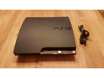 Playstation 3 160GB / PS3 160GB CECH2504A - FINT SKICK !! - PS3