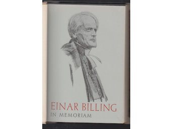 Einar Billing. In Memoriam.
