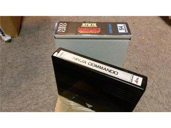 NINJA COMMANDO NEO GEO MVS SNK CART - Uddevalla - NINJA COMMANDO NEO GEO MVS SNK CART - Uddevalla