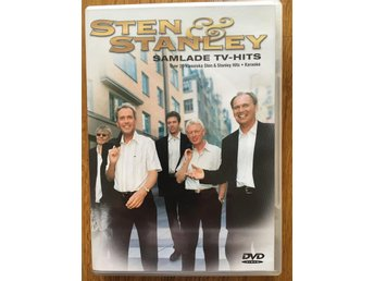 Sten&Stanley samlade Tv-Hits. DVD