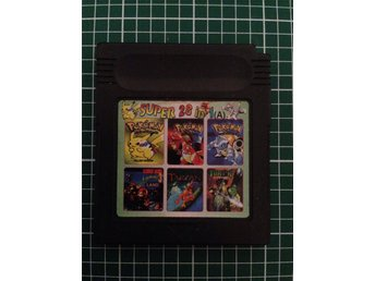Gameboy - 28 spel - Super 28 in 1