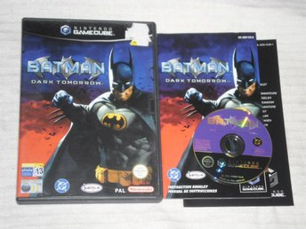 Nintendo GameCube: Batman: Dark Tomorrow