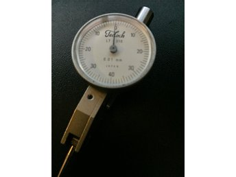 Teclock LT310 mätinstrument 0.01mm