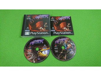 Heart of Darkness KOMPLETT Playstation ps1