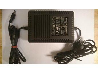 AC / Ström Adapter - Output: 15V - 3A - Kolsva - AC / Ström Adapter - Output: 15V - 3A - Kolsva