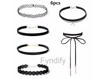 Halsband Set 6 Pieces Per Set